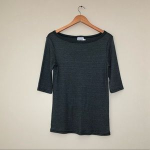 NWT Michael Stars x Anthropologie Shine Tee M/L